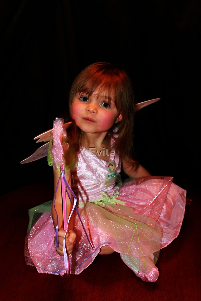Fairy Girl by Evita