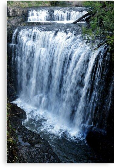 """photoj Tasmania, North, """"Guild Falls"""" by photoj"""