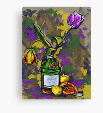 So Sweetly Sour Canvas Print