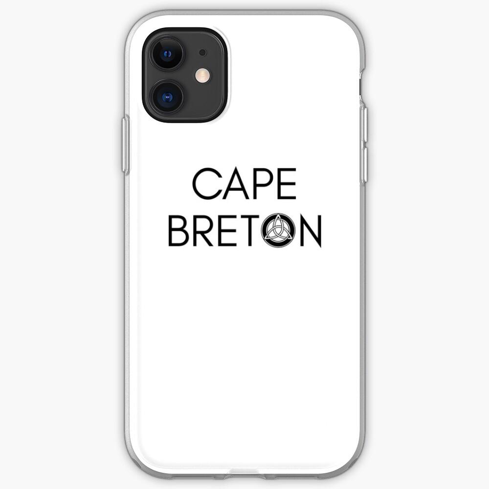 Kap-Bretonischer Keltischer Knoten iPhone-Hülle & Cover