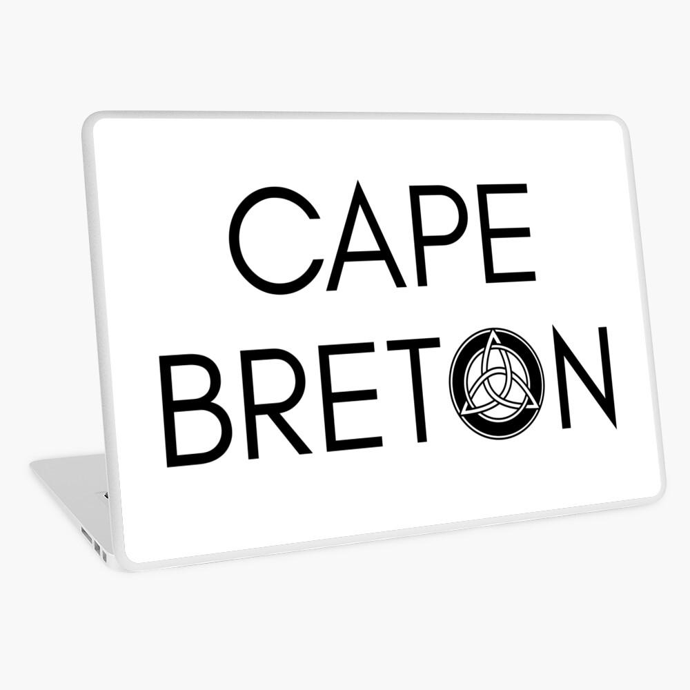 Kap-Bretonischer Keltischer Knoten Laptop Folie