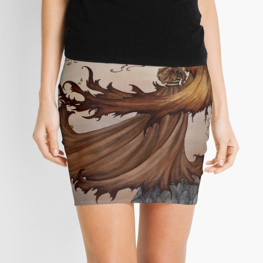 Passage to Autumn Mini Skirt