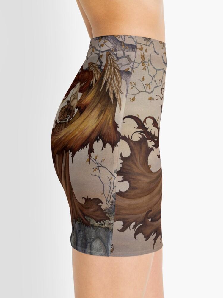 Alternate view of Passage to Autumn Mini Skirt