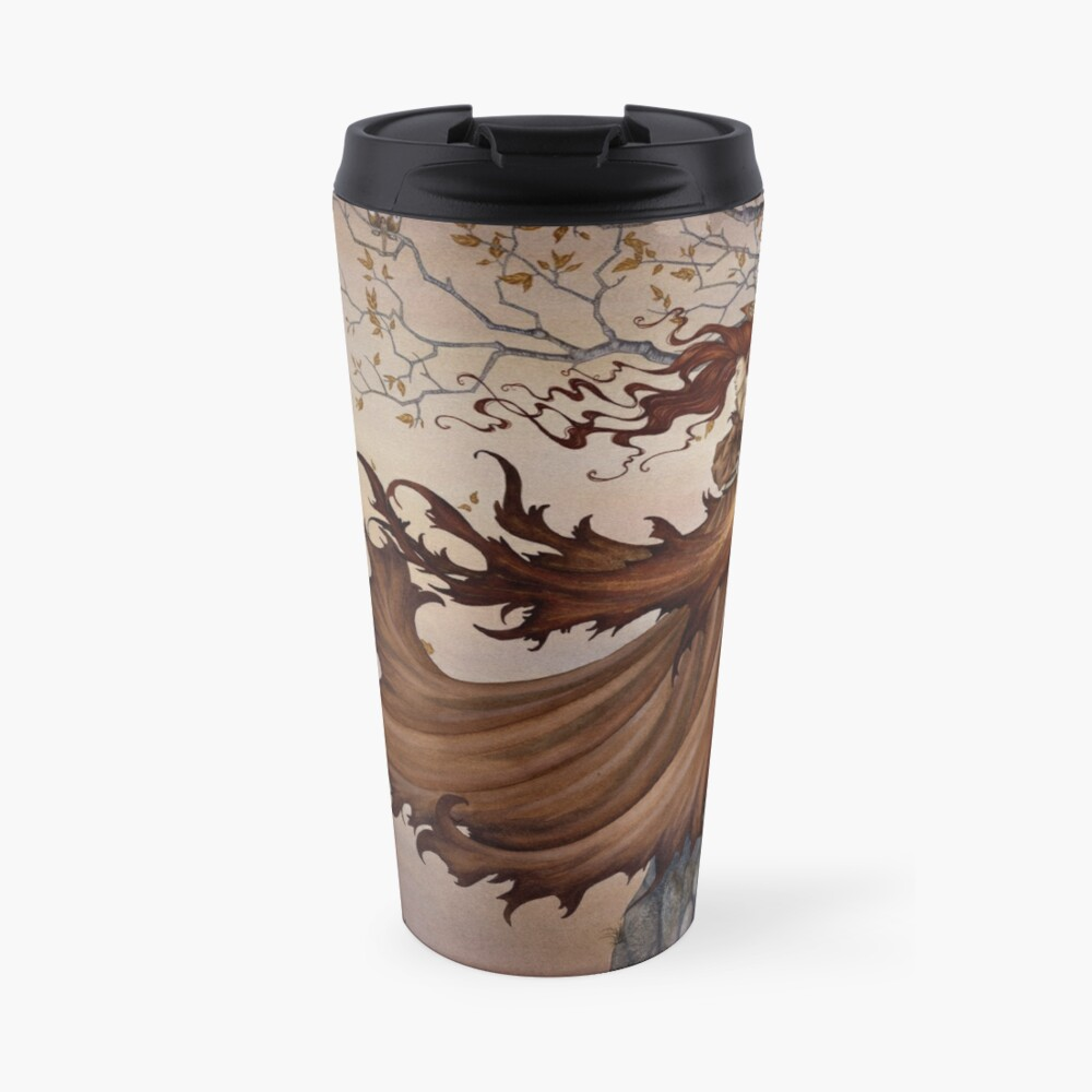 Passage to Autumn Travel Mug