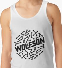 Wolfson - Black Tank Top