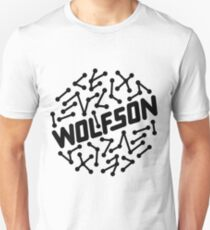 Wolfson - Black Slim Fit T-Shirt