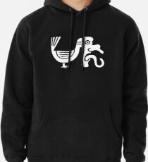My face today Pullover Hoodie