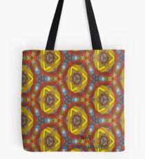 ( WAFI )  ERIC WHITEMAN  ART  Tote Bag