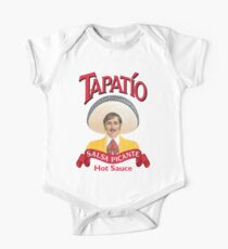Tapatio Salsa Picante Short Sleeve Baby One-Piece