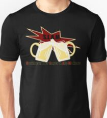 SLAM: Southern Tier Lager & Ale Makers Slim Fit T-Shirt