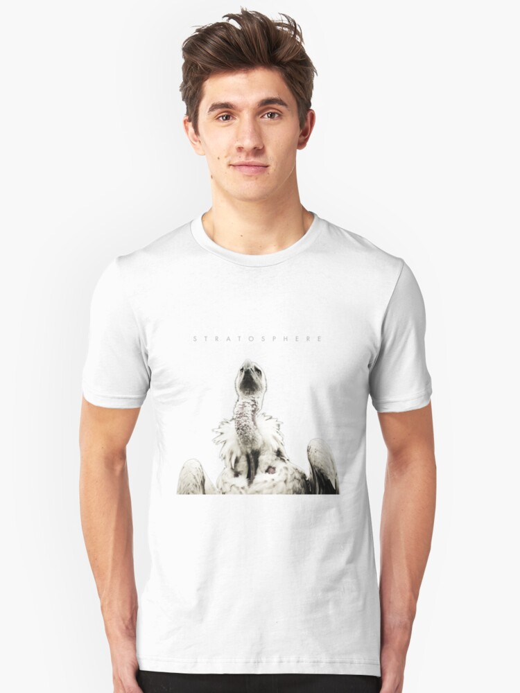 Stone Parade Vulture  Unisex T-Shirt Front