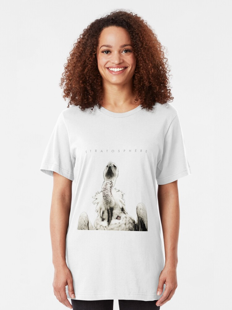 Alternate view of Stone Parade Vulture  Slim Fit T-Shirt
