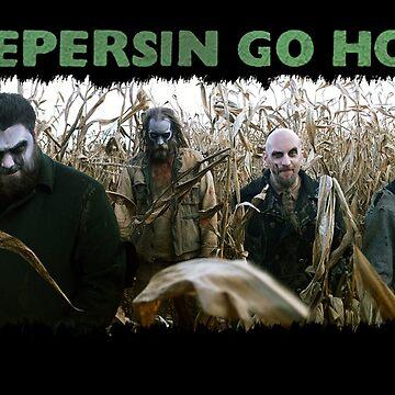 Creepersin Go Home Corn Field  by Creepersin