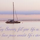 Serenity Card by JuliaKHarwood