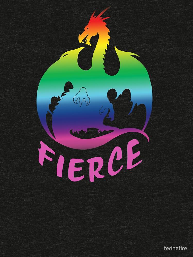 Fierce AF by ferinefire