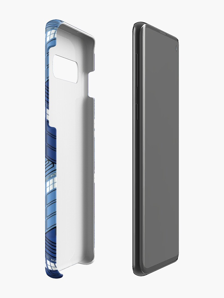 Alternative Ansicht von Infinite Telefonzellen Hülle & Klebefolie für Samsung Galaxy