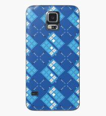 Gallifrey Argyle Hülle & Klebefolie für Samsung Galaxy