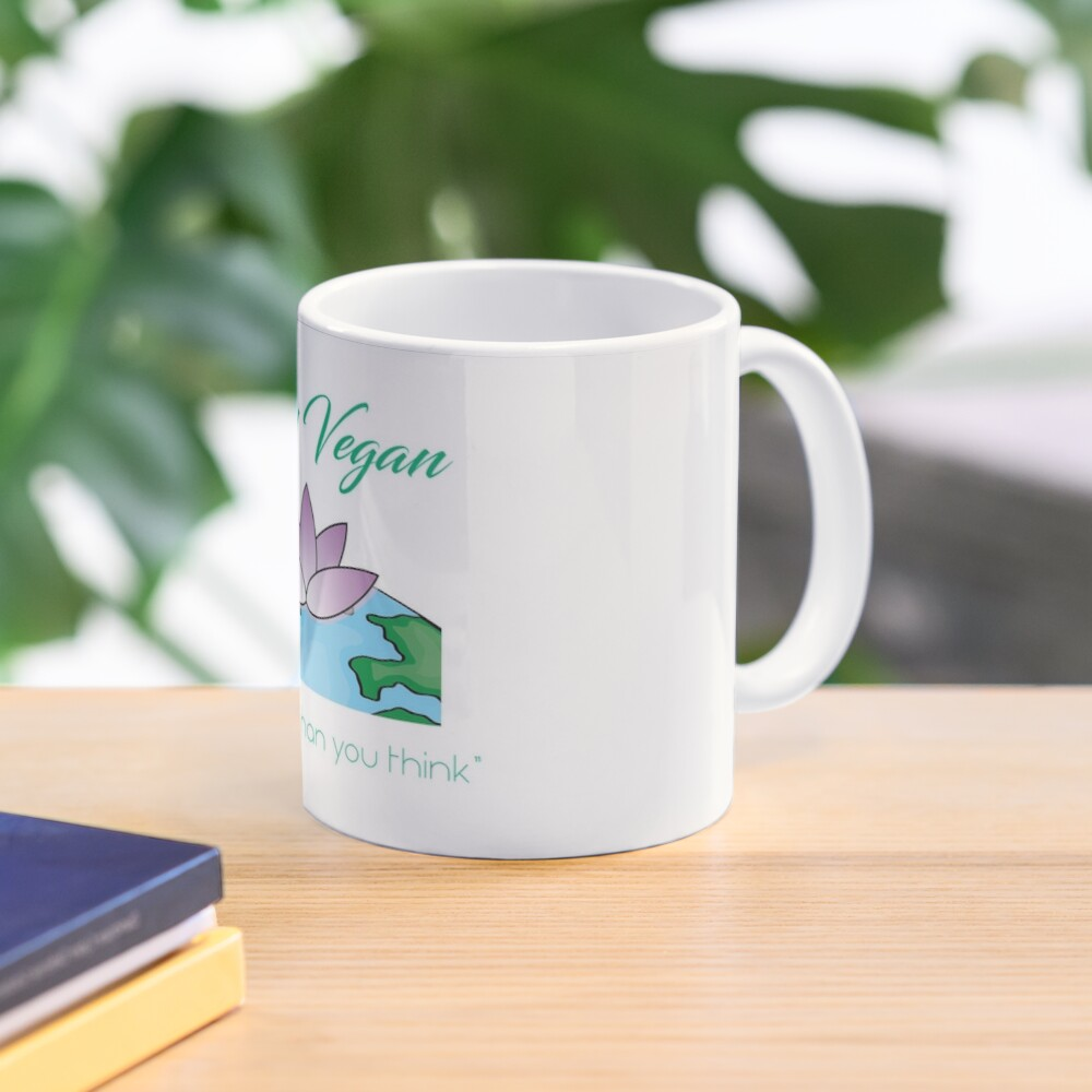 Easy Vegan Mug