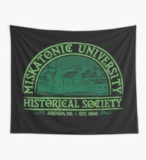 Miskatonic Historical Society Wall Tapestry