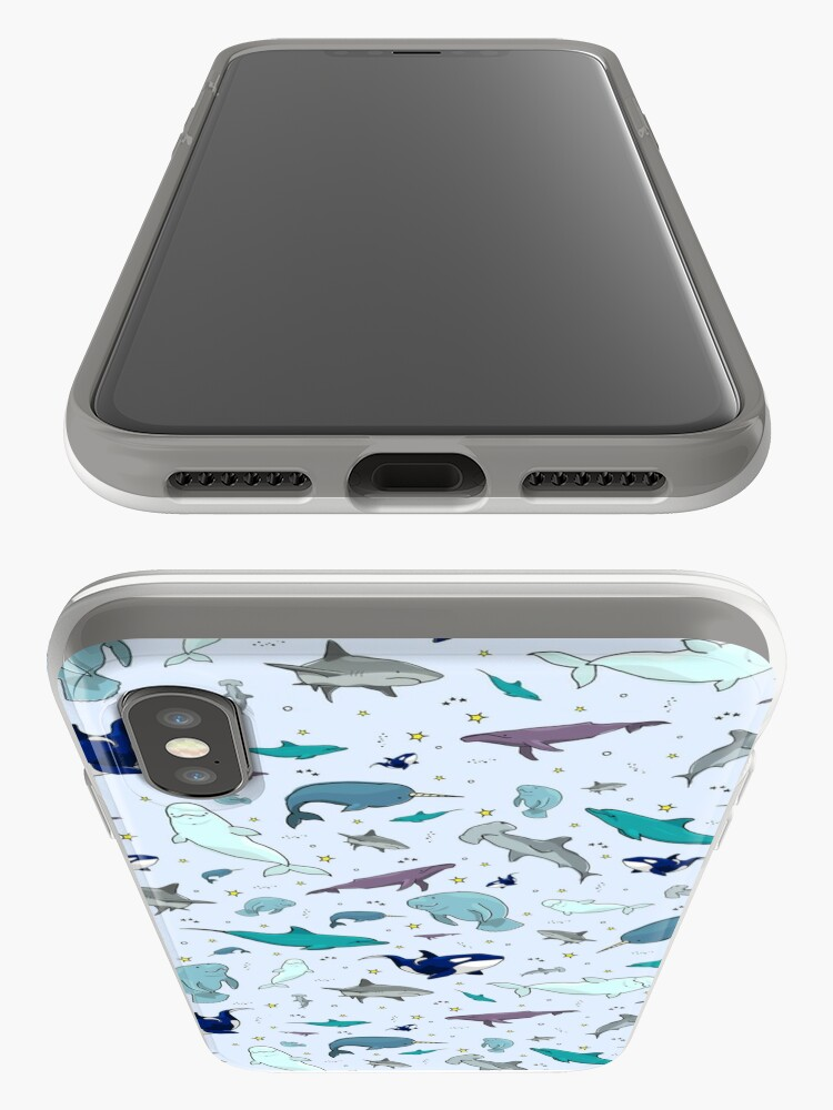 Alternate view of Under the Sea iPhone Case & Cover