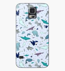 Under the Sea Case/Skin for Samsung Galaxy