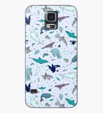 Unter dem Meer Hülle & Klebefolie für Samsung Galaxy