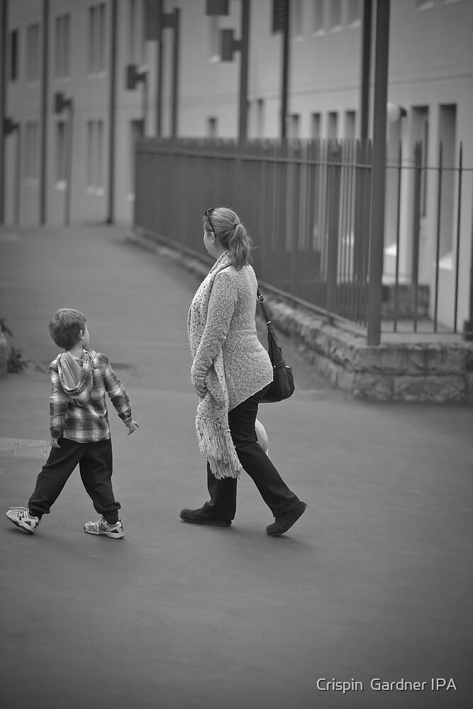 C'mon Mum, Keep Up. by Crispin  Gardner IPA