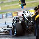 Nostalgic Top Fuel Dragster by inmotionphotog