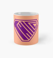 Thicc SuperEmpowered (Purple & Peach) Classic Mug