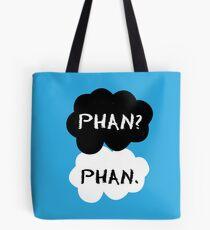 Phan - TFIOS Tote Bag