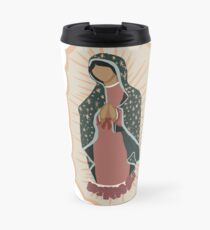 Virgin Mary  Travel Mug
