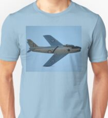 The Sabre Is Back -2, Temora Airshow 2009 T-Shirt