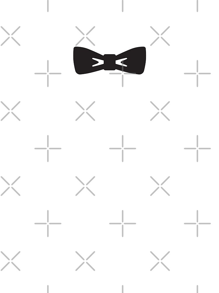 Black Bow Tie by THPStock