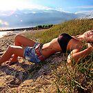 At The Beach by Robert Drobek