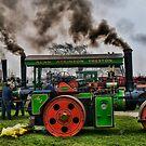 Riverside Steam Rally by Brian Tarr