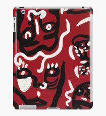 Augen auf dich gerichtet iPad-Hülle & Klebefolie