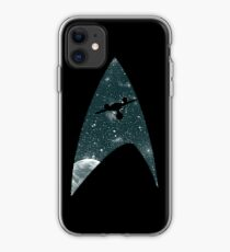 Space the final frontier iPhone Case