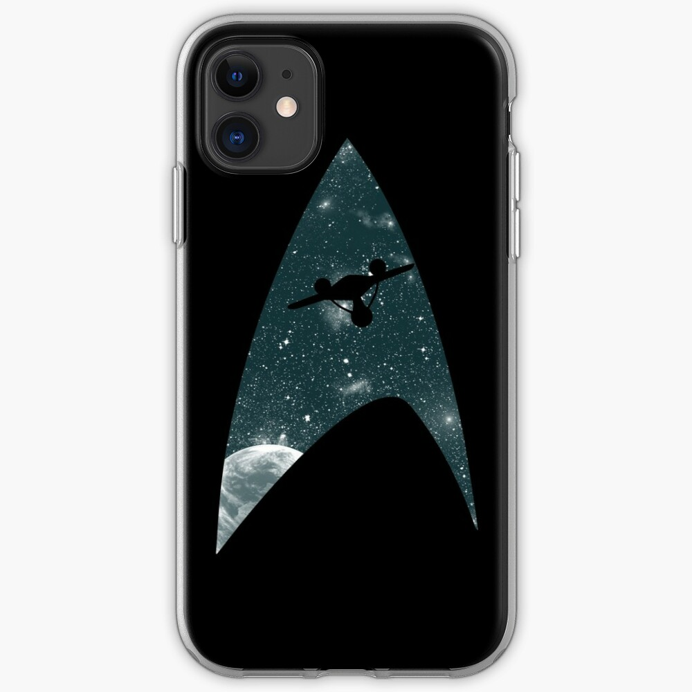 Space the final frontier iPhone Case & Cover