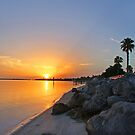 inlet sunrise by cliffordc1
