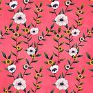 Floral Pattern by Debi Hudson