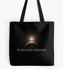 PLUTO: NEW HORIZONS Tote Bag