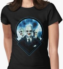 The Gentlemen: Buffy The Vampire Slayer  Womens Fitted T-Shirt