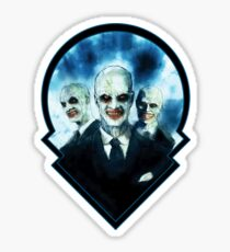 The Gentlemen: Buffy The Vampire Slayer  Sticker