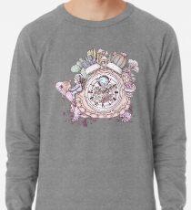 slow alarm clock Lightweight Sweatshirt