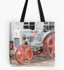 1928 Case Tractor Tote Bag