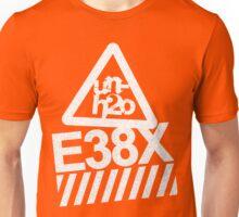 E38X - UN-H2O WARNING Unisex T-Shirt