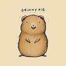 Grinny Pig von Sophie Corrigan