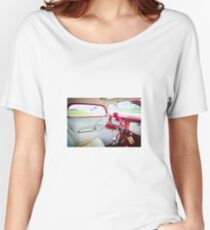 Vintage car Women's Relaxed Fit T-Shirt