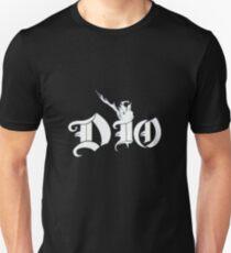 Ronnie James Dio Logo Unisex T-Shirt