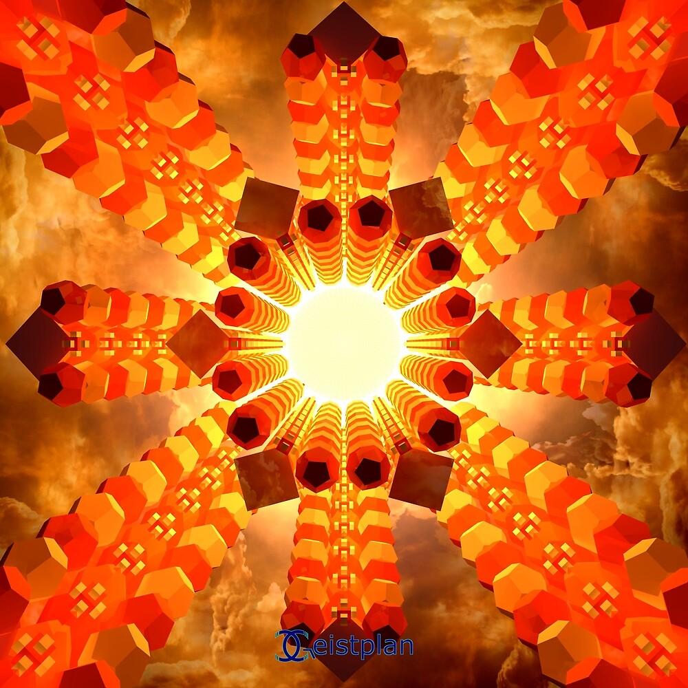 Mandala - die Reise ins Licht von Geistplan